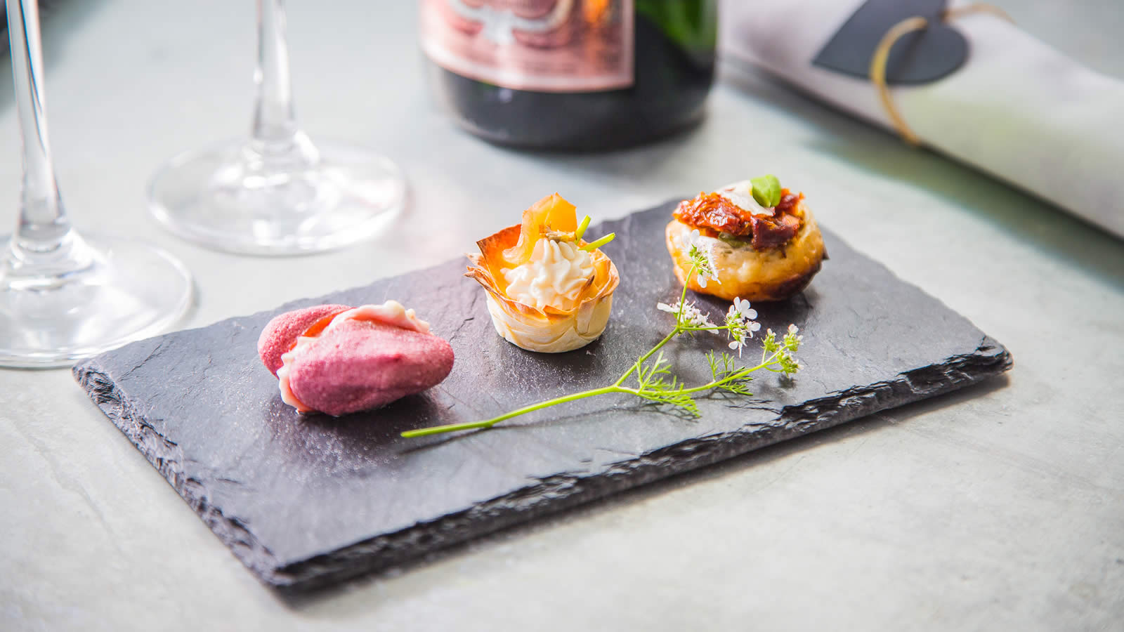 Canapes-Greenwood-fine-dining