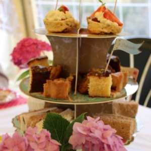 Tea Party Cake Stand